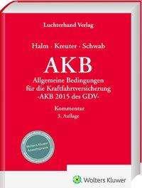 AKB - Kommentar, Buch