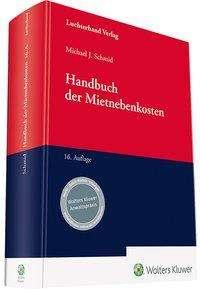 Robert Harsch: Handbuch der Mietnebenkosten, Buch