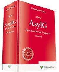 Reinhard Marx: AsylG - Kommentar, Buch