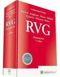 Hans Helmut Bischof: RVG - Kommentar, Buch