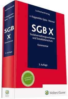 Jens Löcher: SGB X Kommentar, Buch