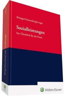 Sozialleistungen im Überblick, Buch