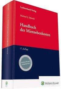 Handbuch der Mietnebenkosten, Buch