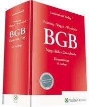 BGB - Kommentar, Buch