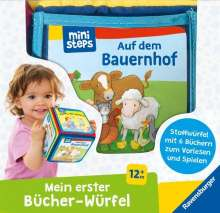 Ina Milk: Mein erster Bücher-Würfel (Starter-Set), Diverse