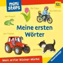 Ina Milk: Mein erster Bücher-Würfel: Meine ersten Wörter (Bücher-Set), Buch
