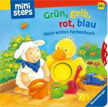 Ina Milk: Grün, gelb, rot, blau, Buch