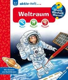 Dominique Conte: Weltraum WWW aktiv-Heft, Buch