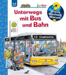 Andrea Erne: Unterwegs mit Bus und Bahn, Buch