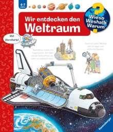 Andrea Erne: Wir entdecken den Weltraum, Buch