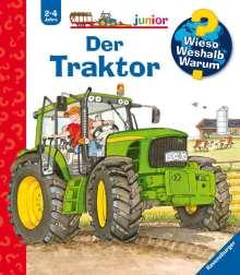 Andrea Erne: Der Traktor, Buch