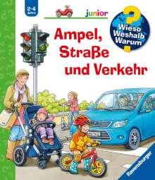 Peter Nieländer: Wieso? Weshalb? Warum? junior 48: Ampel, Straße und Verkehr, Buch