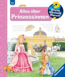 Andrea Erne: Alles über Prinzessinnen, Buch