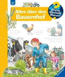 Andrea Erne: Alles über den Bauernhof, Buch