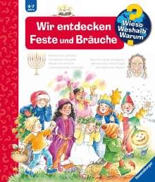 Andrea Erne: Wir entdecken Feste und Bräuche, Buch