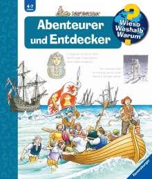 Susanne Gernhäuser: Abenteurer und Entdecker, Buch
