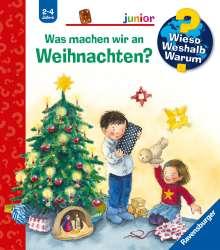 Andrea Erne: Was machen wir an Weihnachten?, Buch