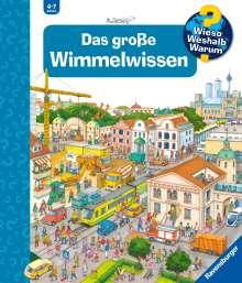 Carola von Kessel: Das große Wimmelwissen (Riesenbuch), Buch