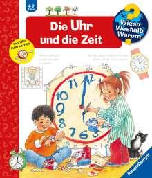 Angela Weinhold: Die Uhr und die Zeit, Buch