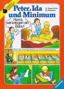 Grethe Fagerström: Peter, Ida und Minimum (Broschur), Buch