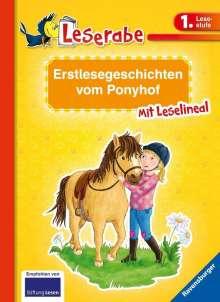 Katja Reider: Erstlesegeschichten vom Ponyhof, Buch