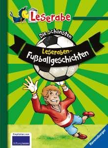 Manfred Mai: Die schönsten Leseraben-Fußballgeschichten, Buch