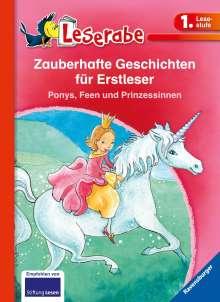 Thilo: Leserabe: Zauberhafte Geschichten für Erstleser. Ponys, Feen und Prinzessinnen, Buch