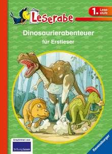 Claudia Ondracek: Dinoabenteuer für Erstleser, Buch