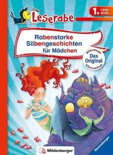 Usch Luhn: Rabenstarke Silbengeschichten für Mädchen, Buch