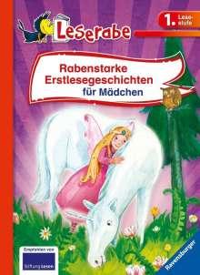 Katja Königsberg: Rabenstarke Erstlesegeschichten für Mädchen, Buch