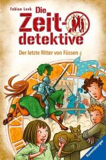Fabian Lenk: Die Zeitdetektive, Band 41: Der letzte Ritter, Buch