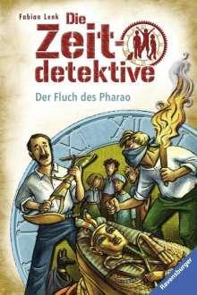 Fabian Lenk: Die Zeitdetektive 36: Der Fluch des Pharao, Buch