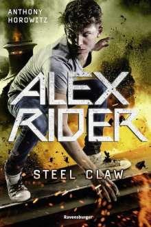 Anthony Horowitz: Alex Rider 11: Steel Claw, Buch