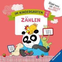 Kirstin Jebautzke: Im Kindergarten: Zählen, Buch