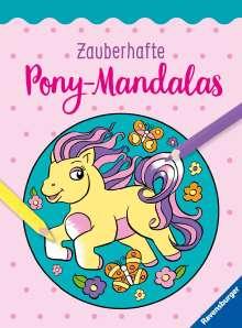 Zauberhafte Pony-Mandalas, Buch