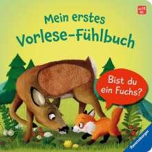 Kathrin Lena Orso: Mein erstes Vorlese-Fühlbuch: Bist du ein Fuchs?, Buch