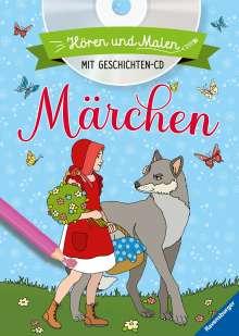 Hören und Malen: Märchen (mit CD), Buch