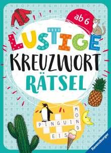 Marie-Luise Mörchen: Lustige Kreuzworträtsel, Buch