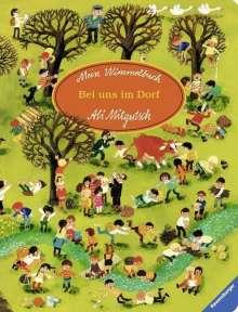 Mein Wimmelbuch: Bei uns im Dorf, Buch