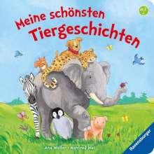 Manfred Mai: Meine schönsten Tiergeschichten, Buch