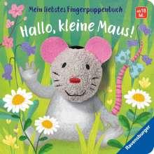 Bernd Penners: Mein liebstes Fingerpuppenbuch: Hallo, kleine Maus!, Buch