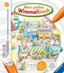 Inka Friese: tiptoi® Mein großes Wimmelbuch, Buch
