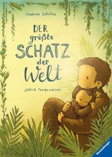 Andrea Schütze: Der größte Schatz der Welt, Buch