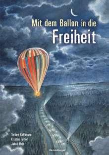 Kristen Fulton: Mit dem Ballon in die Freiheit, Buch