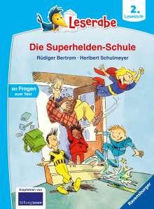 Rüdiger Bertram: Die Superhelden-Schule, Buch
