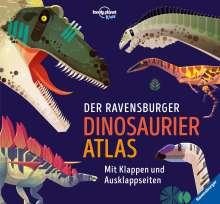 Anne Rooney: Der Ravensburger Dinosaurier-Atlas, Buch