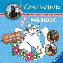Ostwind: Malblock, Buch