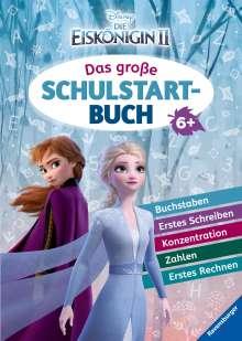 Disney Die Eiskönigin 2: Das große Schulstartbuch, Buch