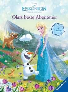 Thilo: Disney Die Eiskönigin: Olafs beste Abenteuer für Erstleser, Buch
