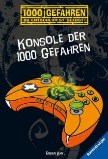 Fabian Lenk: Konsole der 1000 Gefahren, Buch